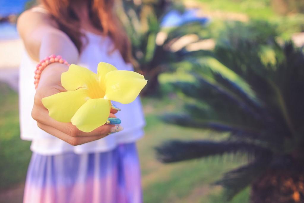 yellowflowergirl